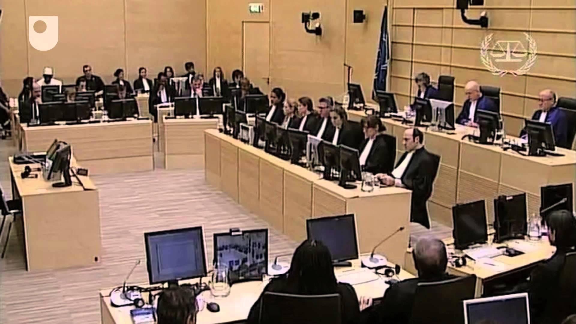 Udienza alla Corte Penale Internazionale