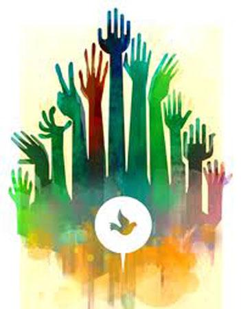 Tendersi le braccia per costruire un dialogo, UNESCO
