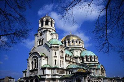 La Cattedrale di Aleksandăr Nevski come simbolo della Bulgaria
