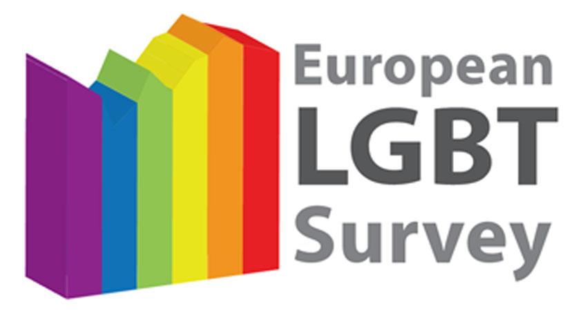 Logo dell'indagine europea sulle discriminazioni delle persone LGBT