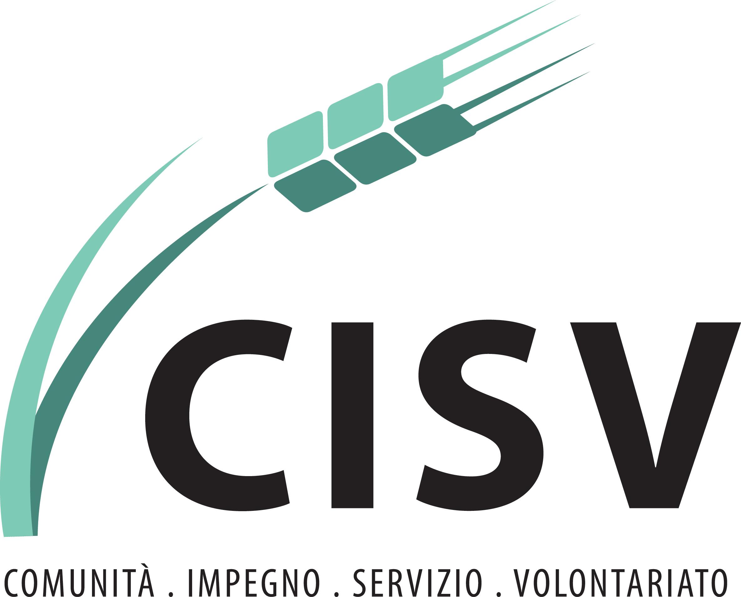 Logo Comunità Impegno Servizio Volontariato -CISV,