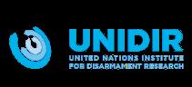Logo Istituto delle Nazioni Unite per la ricerca sul disarmo - UNIDIR