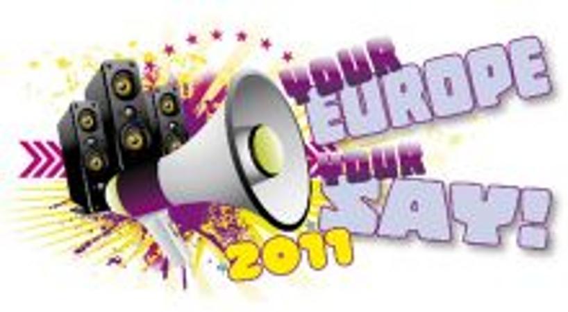 Logo della simulazione della plenaria CESE 2011