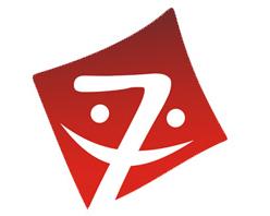 Logo della settima Conferenza sulla Carta europea per la salvaguardia dei diritti umani nella città, Tuzla 2010