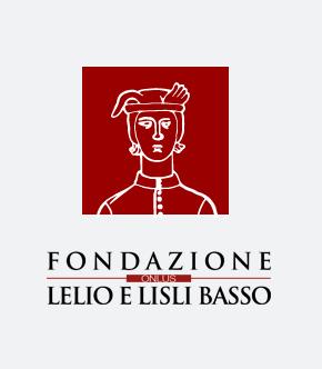 Logo Fondazione Lelio e Lisli Basso Issoco - Sezione Internazionale