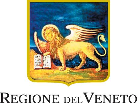Logo Direzione relazioni internazionali, comunicazione e Sistar della Regione del Veneto