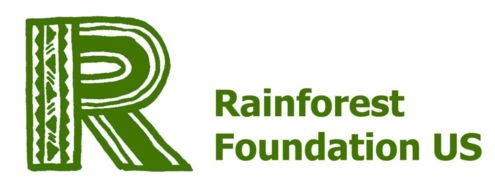Logo Rainforest Foundation