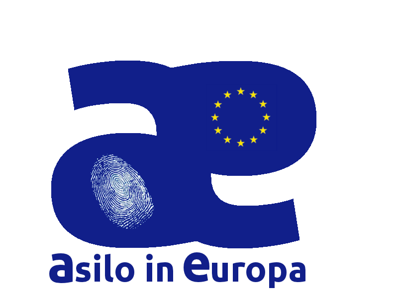 Logo Asilo in Europa