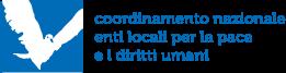 Logo Coordinamento Nazionale degli Enti Locali per la pace e i diritti umani