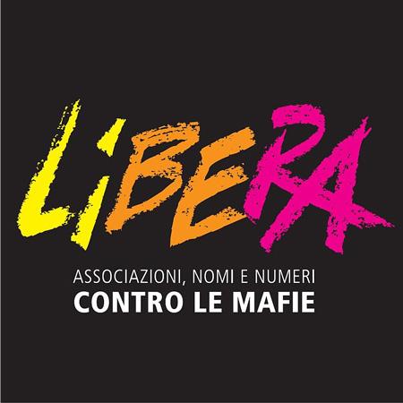Logo Libera, Associoni, nomi e numeri contro le mafie