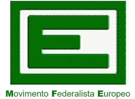 Logo Movimento Federalista Europeo