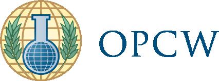 Logo Organizzazione per la proibizione delle armi chimiche - OPCW