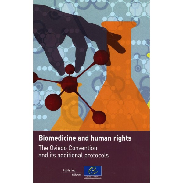 Biomedicine and Human Rights, Oviedo Convention and its Additional Protocols 1997, logo