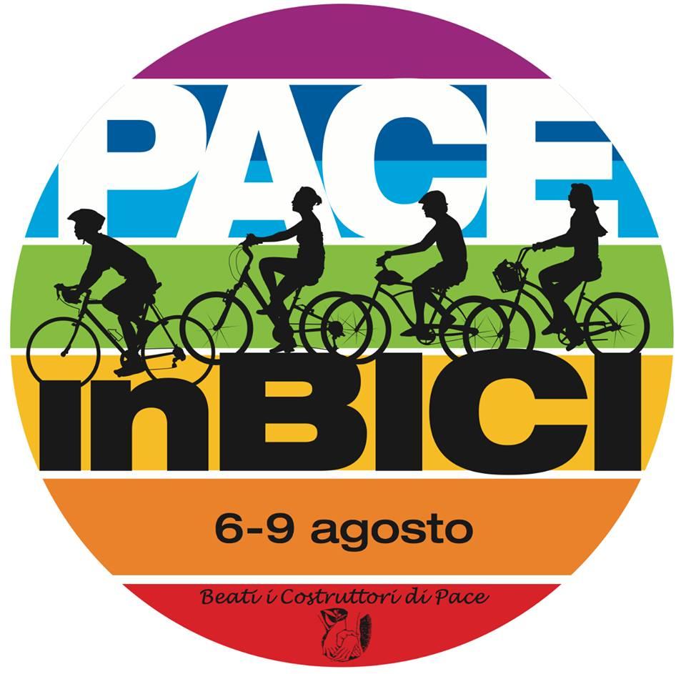 Pace in Bici logo dal 6 al 9 agosto