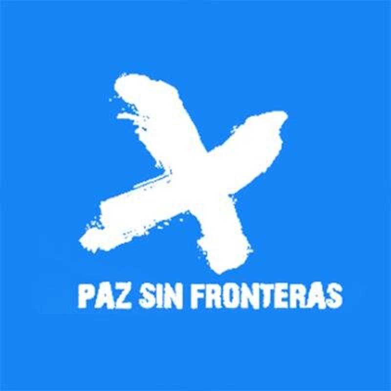 Logo della Fondazione Paz sin fronteras