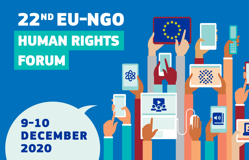 22nd EU NGO Human Rights Forum - The Impact of New Technologies on Human Rights
