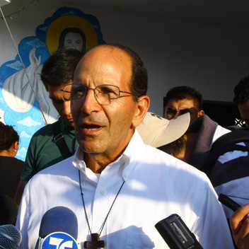 Padre Alejandro Solalinde, difensore dei diritti umani
