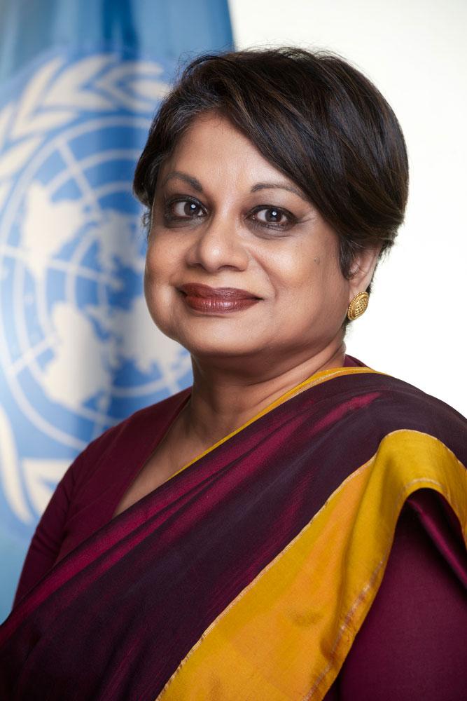 Radhika Coomaraswamy, Relatrice speciale delle Nazioni Unite sulla violenza contro le donne, le sue cause e le sue conseguenze (1994-2003)