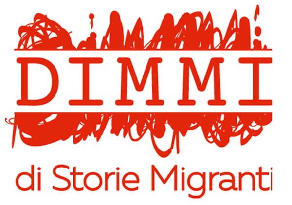 ReAzioni Culturali, DIMMI di Storie Migranti, logo