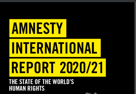 Amnesty International Report 2020/21