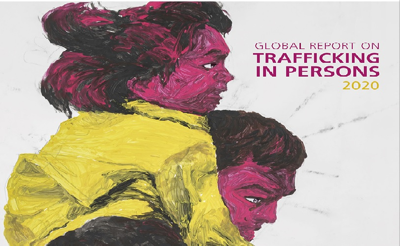 The United Nations Office on Drugs and Crime (UNODC) report on trafficking in persons