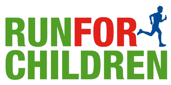 "Logo of the initiative ""Run for Children"", 2011"