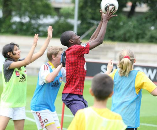 Seconda edizione di Youth Leadership Camp, promossa dall'Ufficio Sport per lo sviluppo e la pace delle Nazioni Unite  (UNOSDP), Germania, 2012