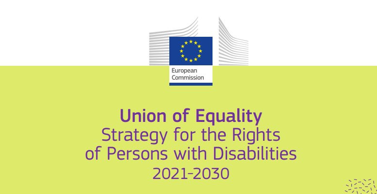 Strategy for the Rights of Persons with Disabilities 2021-2030