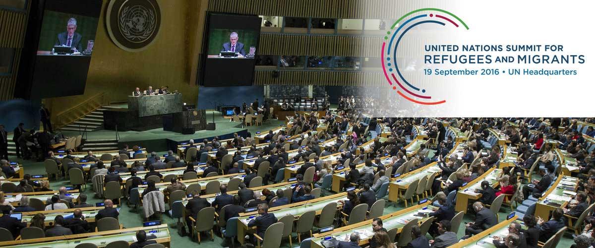 Plenaria dell'Assemblea Generale delle Nazioni Unite