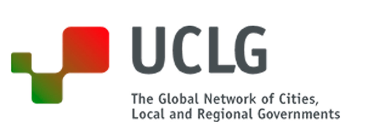 "Logo dell'organizzazione ""United Cities and Local Governments"""