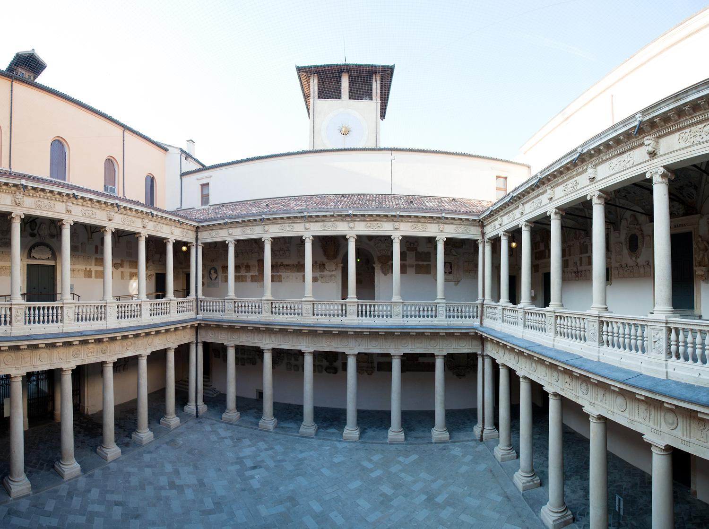 Cortile Antico, Palazzo Bo, Università di Padova