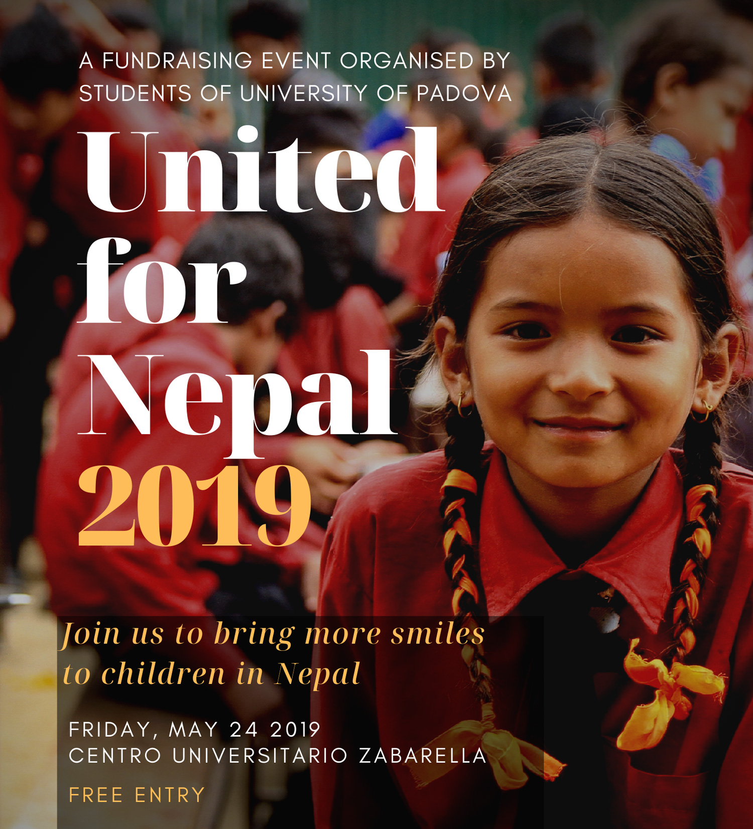 United for Nepal 2019