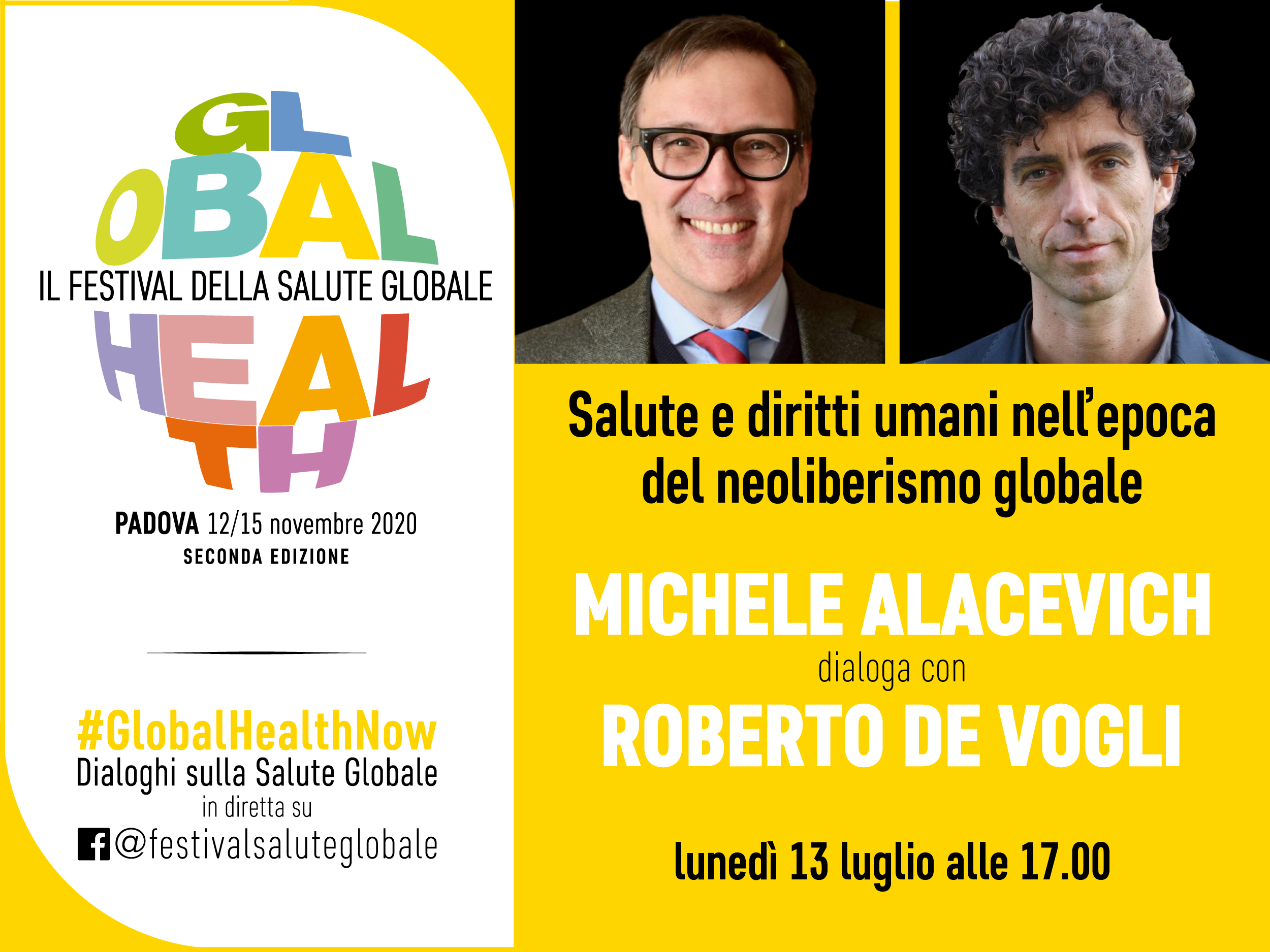 Il festival della salute globale