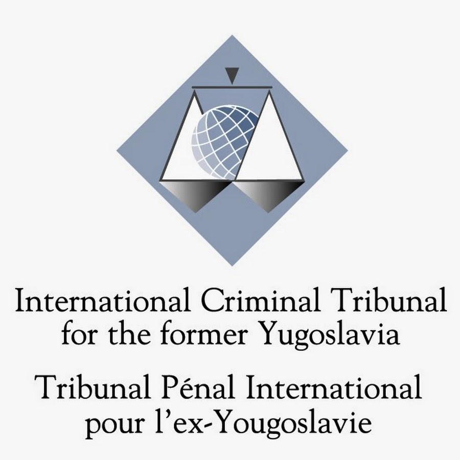 Logo Tribunale penale internazionale per la ex Iugoslavia - ICTY