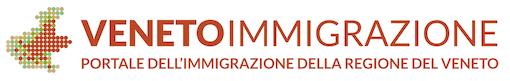 Veneto Immigrazione, logo