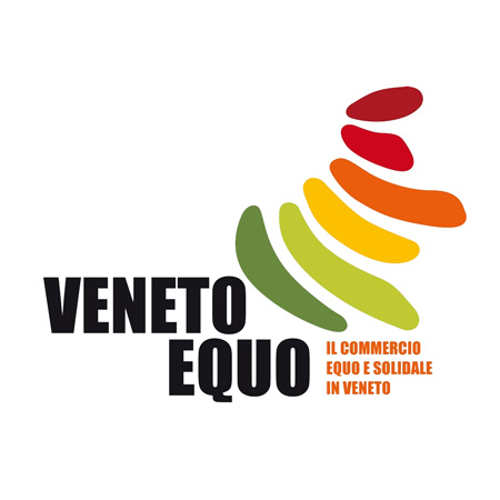 The logo representing the network of fairtrade associations of the Region of Veneto