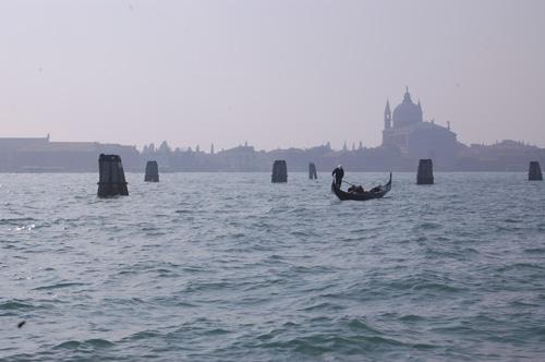 Veduta dell'isola della Giudecca da Piazza San Marco, Venezia