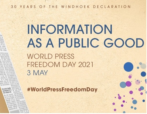 World Press Freedom Day 2021