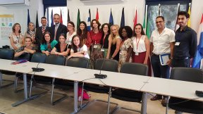 Learning by Experience: the study trip in Israel and Palestine of the MA HRG students (16-25 July 2019)