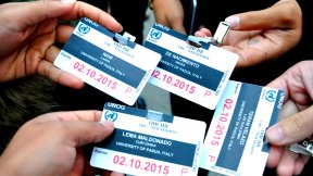 Passes for the Office of the High Commissioner for Human Rights