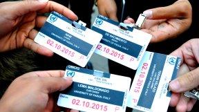 Passes per l'Ufficio dell'Alto Commissariato per i Diritti Umani