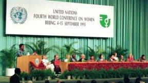Quarta Conferenza Internazionale sulle Donne di Pechino 1995