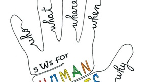 5Ws for Human Rights