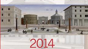 Copertina dell'Annuario italiano dei diritti umani 2014, 2014