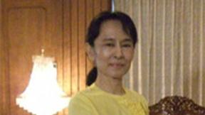 Il Premio Nobel per la Pace Aung San Suu Kyi, 2010