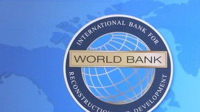 Logo della Banca Mondiale