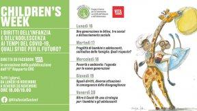 Children's Week: seminari dal 16 al 20 novembre organizzati dal Gruppo CRC in collaborazione con Vita