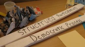 Foto di presentazione del corso Partecipazione strutturata nei processi democratici, Centro Nord Sud, 2015