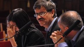 Uno sguardo sul futuro per il Garante dell'infanzia, Padova, 21 giugno 2010: Valerio Belotti al tavolo dei relatori