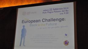 The European Challenge: Back to the Future. A 30 anni dal Progetto Spinelli, Università di Padova, 22 febbraio 2014